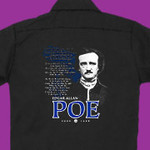 Edgar Allan Poe - Annabel Lee work shirt