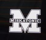 Miskatonic Pro-Cut Decal (STICKER)