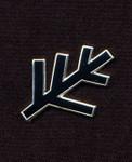Elder Sign lapel pin