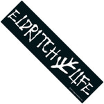 Eldritch Life bumper sticker