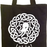 Cthulhu Knot Tote Bag