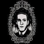H.P. Lovecraft Oval Portrait shirt