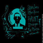 H.P. Lovecraft - Searchers After Horror shirt