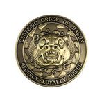 Esoteric Order of Dagon Coin