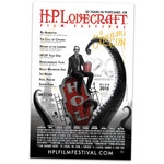 20th Anniversary H.P. Lovecraft Film Festival Official Poster