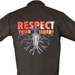 Respect Your Elders work shirt
