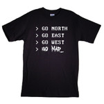 """Ask Lovecraft - """"Go Mad"""" shirt"""