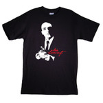 Ask Lovecraft logo shirt
