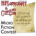 4th Annual Lovecraftian Micro Fiction contest