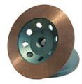 Continuous Diamond Cup Wheel