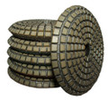 Convex Polishing Pads