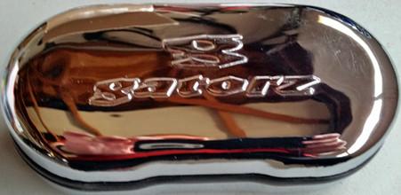 Gatorz Chrome Metal Sunglass Case - MetalSunglasses