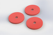 Brawler Landing Gear Washer Set