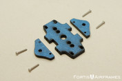 Yaw Mech Top Delrin Replacement Set