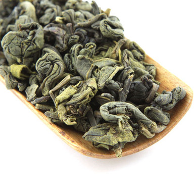 Refreshing cool mint flavour in premium gunpowder green tea, a delicious and heady combination.