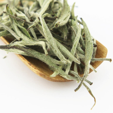 Silver needle is a prized white tea, often understood to be the best white tea.