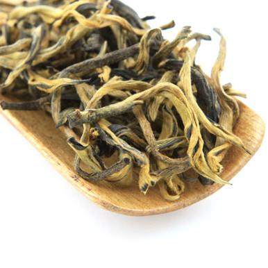 Golden Needle is a medium bodied black tea has a wonderful honey-like sweetness.