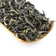 This is a traditional black tea made from the leaves of ancient Yunnan pu-er trees.