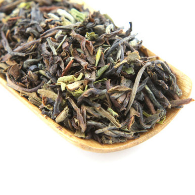 A famous black tea from Darjeeling, India.