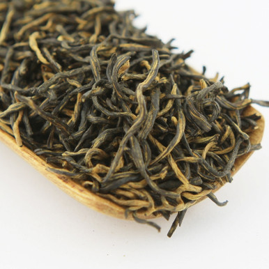 This lapsang souchong is a much sweeter and less smoky take on a classic tea.