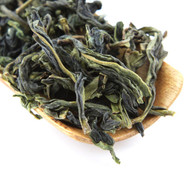 Bao Zhong is grown at a high elevation in Taiwan. Its other name is Pouchong.