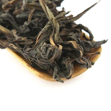 Shi Xian is grown in the rocky regions of the Wu Yi Mountains