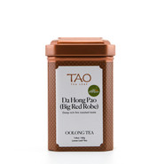 Da Hong Pao WuYi Oolong Tea, 42g Loose Tea Tin