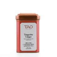 Organic Tangerine Ginger Herbal Tea, 55g Loose Tea Tin
