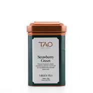 Strawberry Green Tea, 55g Loose Tea Tin