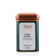 Ginger Green Tea, 55g Loose Tea Tin