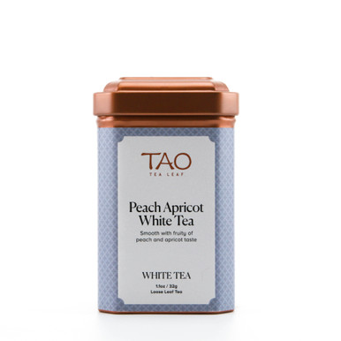 This peach apricot tea has a soft and sweet fruity taste. We recommend this tea for those new white teas