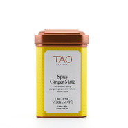 A wonderful mix of sweet Yerba Mate and spicy ginger pieces making for a deliciously warm cup.