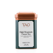 High Mountain Green tea (also known as Jade Cloud) is a light and sweet tea.