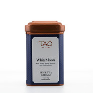 Whitemoon pu-er is a medium bodied tea that will coat your tongue with the wonderful sweet taste of apricots and fresh bread. Refreshing and very smooth honey-like finish.