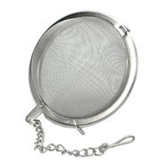 Tea Infuser - Mesh Ball with Chain