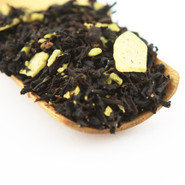 The pleasure of chocolate and coconuts would bring you to a perfect cup, coconut black tea.