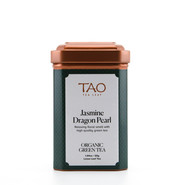Relaxing floral smell with a high quality green tea