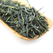 Sencha is the traditional steamed green tea of Japan.