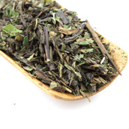 One of our most popular blends tea,  is a mix of organic Japanese houjicha tea, peppermint leaves, mint cardamom and ginger.