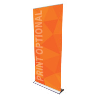 "36"" Retractable Roll Up Banner Stand - Pro Line"
