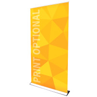 "48"" Retractable Roll Up Banner Stand - Pro Line"
