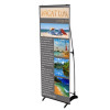 H banner stand