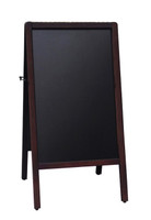 A-frame antique chalkboard 1