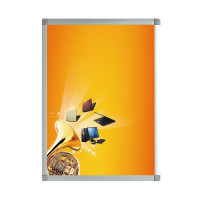 "Snap-Open Poster Frame 24"" x 36"""