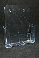 "Single Pocket 8.5""x11"" Brochure Holder"