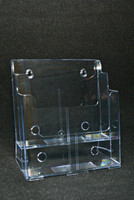 "2 Pocket 8.5""x11"" Brochure Holder"