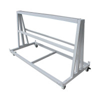 Dual Usage Panel Cart for 4x8 Substrate and Material Sheets