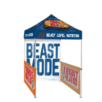5x5 Full Color Custom Trade Show Event Canopy