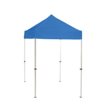5x5 Solid Color Trade Show Event Canopies