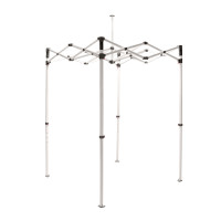 5ft Canopy Tent Frame (Hardware Only)